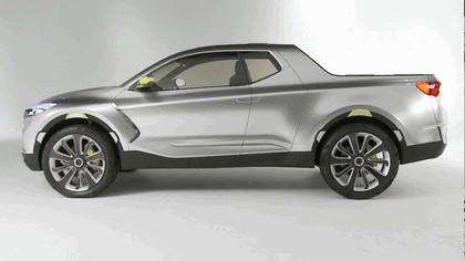 2015 Hyundai Santa Cruz Crossover truck concept 6