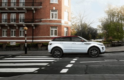 2015 Land Rover Range Rover Evoque NW8 Special Edition 2
