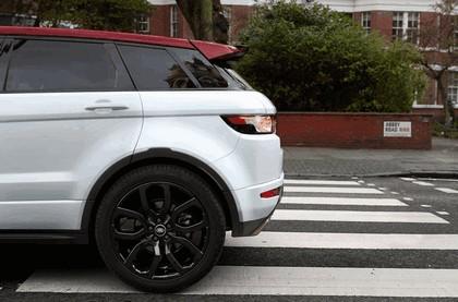 2015 Land Rover Range Rover Evoque NW8 Special Edition 5