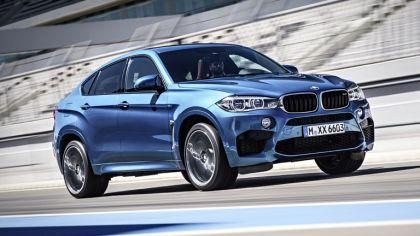 2015 BMW X6 M 2