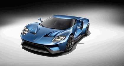 2015 Ford GT 1