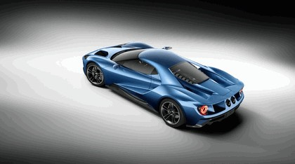 2015 Ford GT 2
