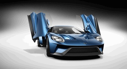 2015 Ford GT 3
