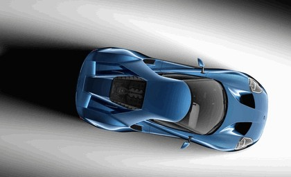 2015 Ford GT 4