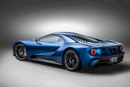 2015 Ford GT 6