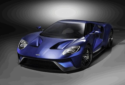 2015 Ford GT 7