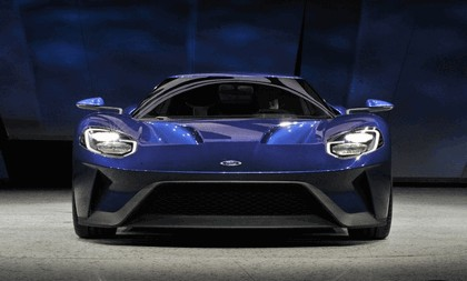 2015 Ford GT 8