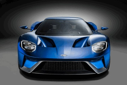 2015 Ford GT 9