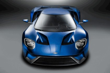 2015 Ford GT 10