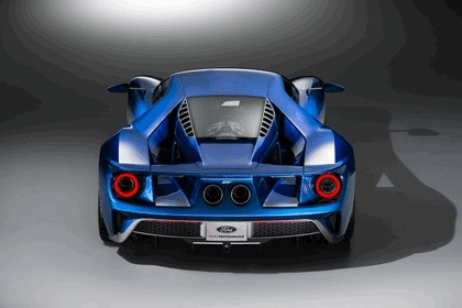 2015 Ford GT 11
