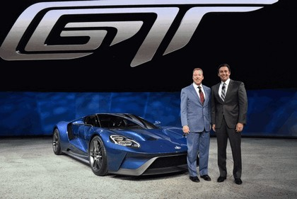 2015 Ford GT 23