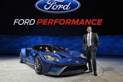 2015 Ford GT 24