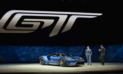 2015 Ford GT 26
