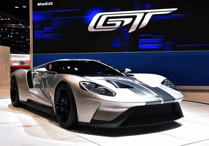 2015 Ford GT 28