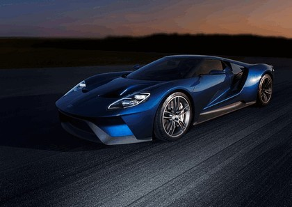 2015 Ford GT 29