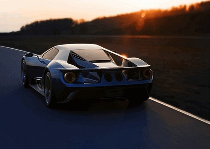 2015 Ford GT 30