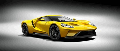 2015 Ford GT 31