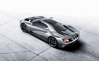 2015 Ford GT 35