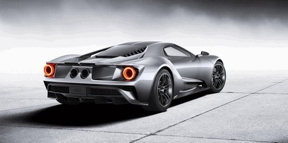 2015 Ford GT 36