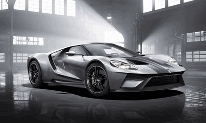 2015 Ford GT 38