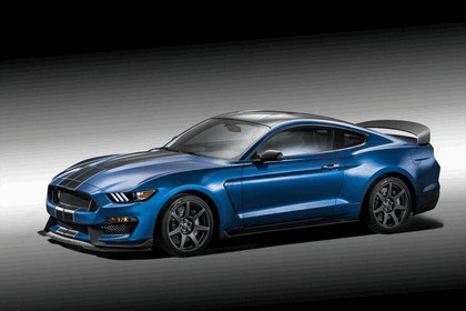 2015 Ford Shelby Mustang GT350R 1