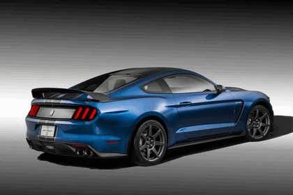 2015 Ford Shelby Mustang GT350R 2