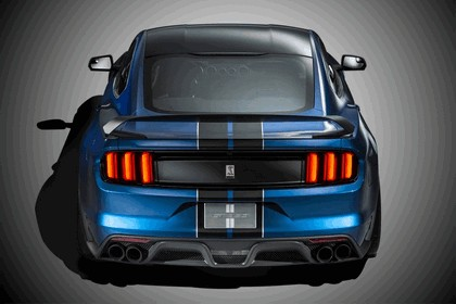 2015 Ford Shelby Mustang GT350R 4
