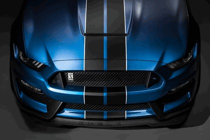 2015 Ford Shelby Mustang GT350R 5