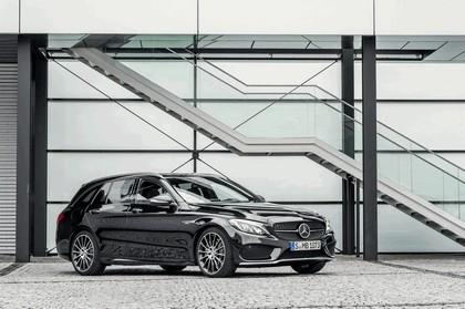 2015 Mercedes-Benz C 450 AMG Sport 4Matic 4