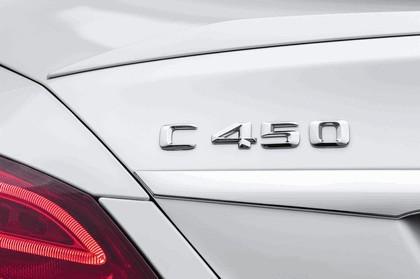 2015 Mercedes-Benz C 450 AMG Sport 4Matic 8