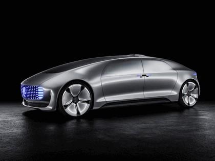 2015 Mercedes-Benz F 015 concept 1