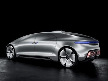 2015 Mercedes-Benz F 015 concept 3