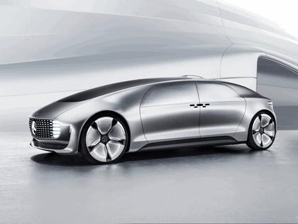 2015 Mercedes-Benz F 015 concept 4