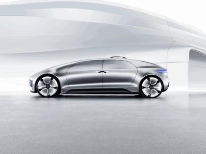 2015 Mercedes-Benz F 015 concept 5