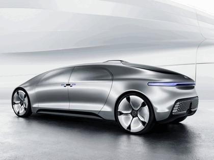 2015 Mercedes-Benz F 015 concept 6