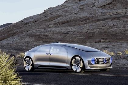 2015 Mercedes-Benz F 015 concept 17