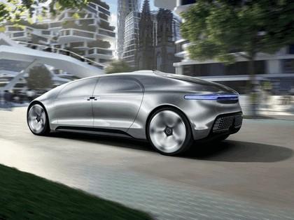 2015 Mercedes-Benz F 015 concept 21