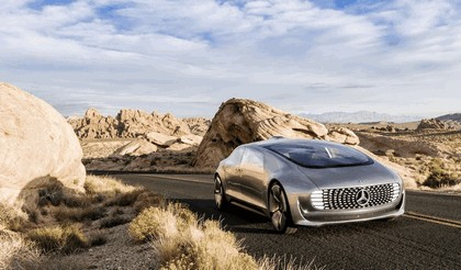 2015 Mercedes-Benz F 015 concept 22