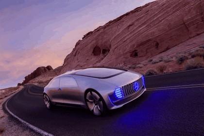 2015 Mercedes-Benz F 015 concept 31