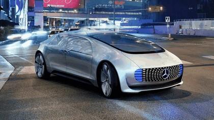 2015 Mercedes-Benz F 015 concept 39