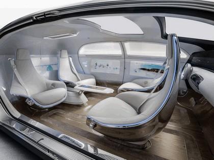 2015 Mercedes-Benz F 015 concept 42