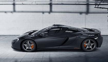 2015 McLaren 650S Le Mans 1