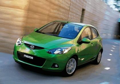 2007 Mazda 2 european version 2