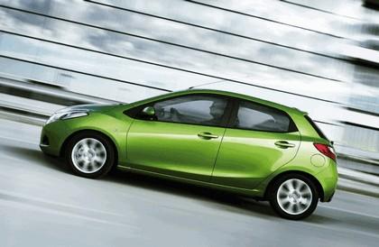 2007 Mazda 2 european version 4