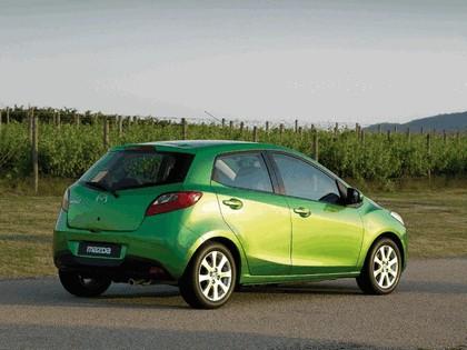 2007 Mazda 2 european version 9