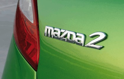 2007 Mazda 2 european version 12