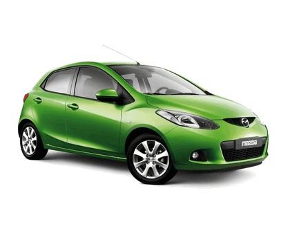 2007 Mazda 2 european version 18