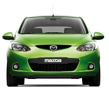 2007 Mazda 2 european version 21