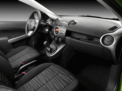 2007 Mazda 2 european version 29