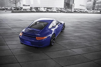 2015 Porsche 911 ( 991 ) Carrera GTS Club Coupé 2